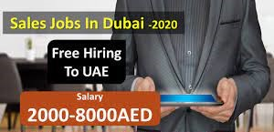 Urgently Required Sales Executive in Dubai For Engineering Company