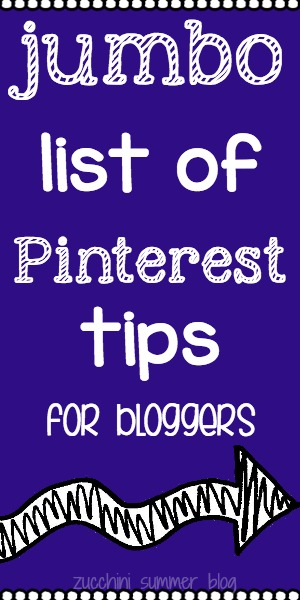 pinterest for bloggers, making the most of pinterest, how to use pinterest to grow your blog