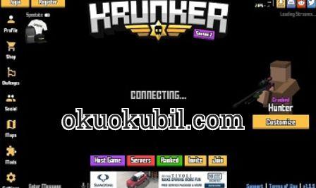 Krunker.io Oyunundaki Siyah Ekran Sorunu Nasıl Çözülür?