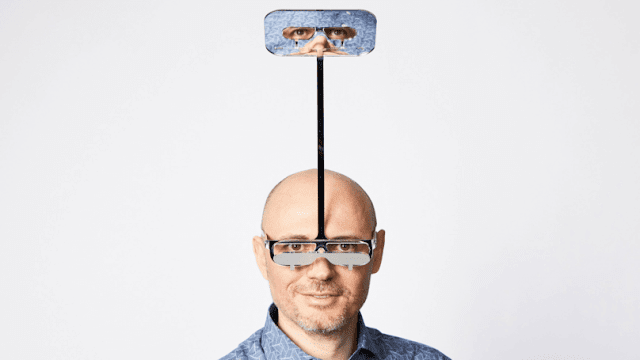Periscope Glasses - A Solution For Short people