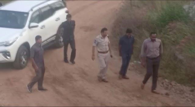 Polícia mata suspeitos de estupro coletivo durante reconstituição