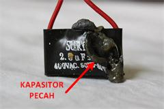 fungsi kapasitor ac split, ukuran kapasitor ac