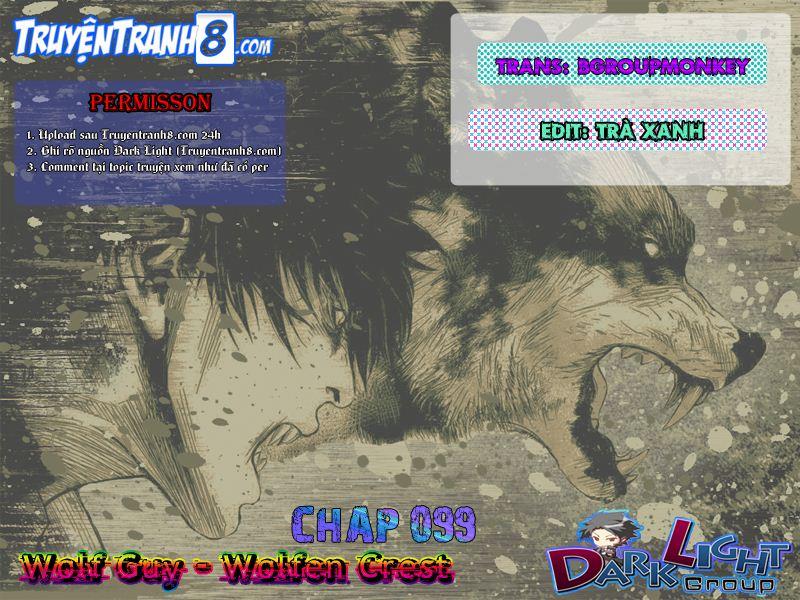 QManga | Wolf Guy - Wolfen Crest - Wolf Guy - Wolfen Crest