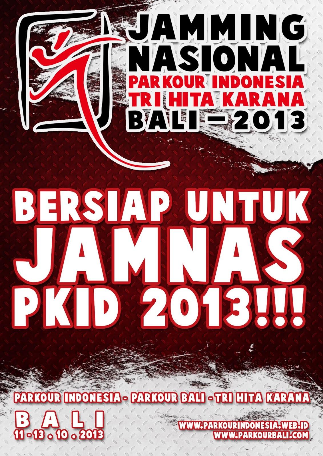 Jamming Nasional 2013 – Bali