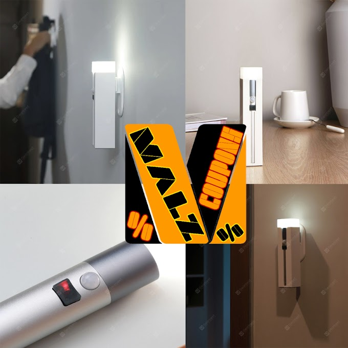 Multifunctional Sensor Light Mini Brand NEXTOOL 3-in-1 ( Discount 39% OFF )