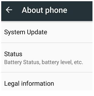 Cara Memeriksa dan Update Software Smartphone Lenovo Terbaru, begini cara lihatnya