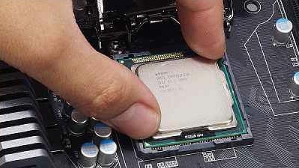 लैपटॉप प्रोसेसर