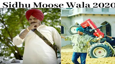 Sidhu Moose Wala Latest Songs Lyrics & Full video List | 2020