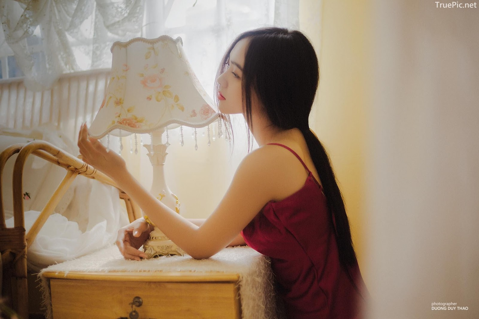 Vietnamese hot girl model Hua Thao Nguyen - She is a beautiful butterfly - Picture 7