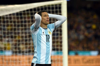 Argentina were physically overpowered by Nigeria - Di Maria