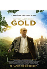 Gold (2016) BDRip m1080p Latino AC3 2.0 /  Español Castellano AC3 5.1 / ingles AC3 5.1 BRRip 1080p
