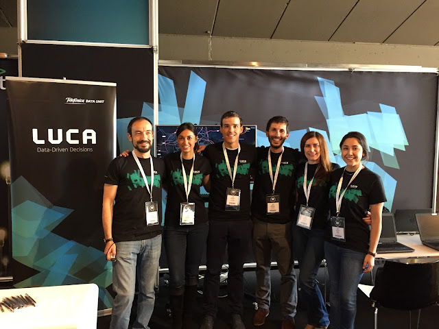 LUCA at Big Data Spain 2016: Our Full Roundup