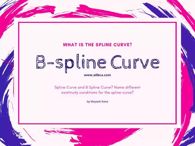 b-spline-curve-in-computer-graphics-www.allbca.com
