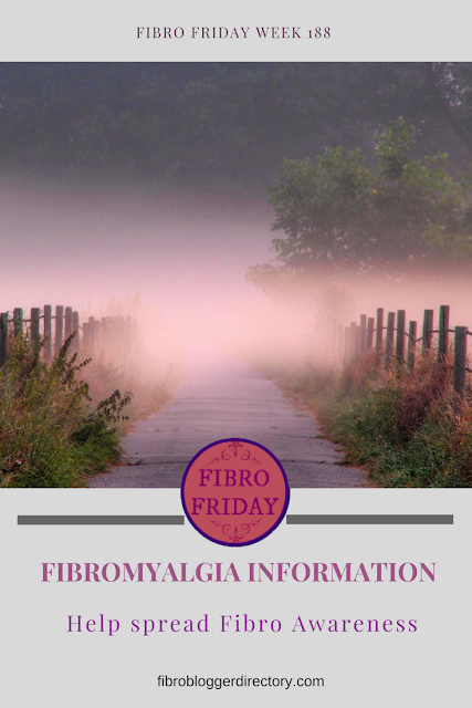 Fibro Friday week 188