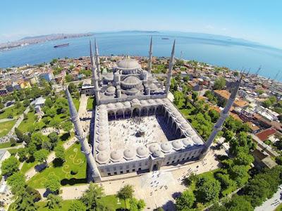 Masjid Sultan Ahmet , Turki