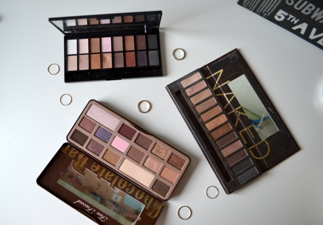 Three Favourite Neutral Palettes