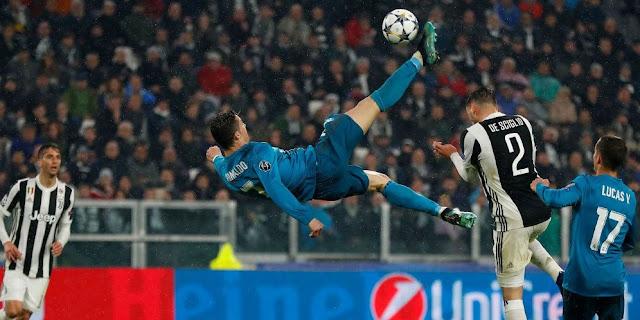 Real Madrid Pertimbangan Tawaran Rp1,6 Triliun Dari Juventus Untuk Ronaldo