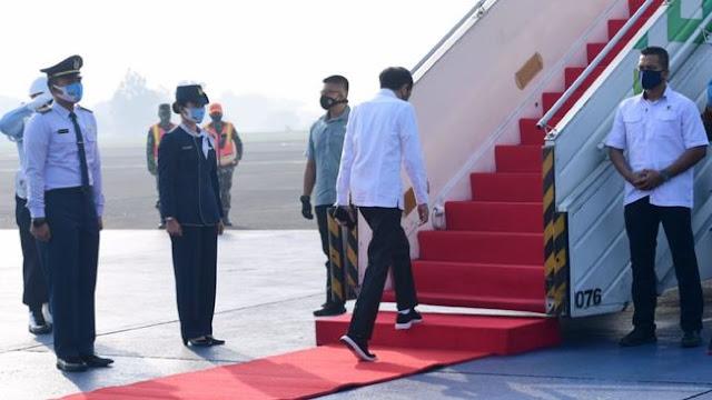Buruh Mau Demo? Istana: Jokowi Sudah Tinggalkan Jakarta