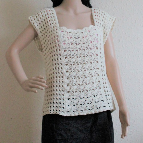 Breeze Summer Top - Free Pattern
