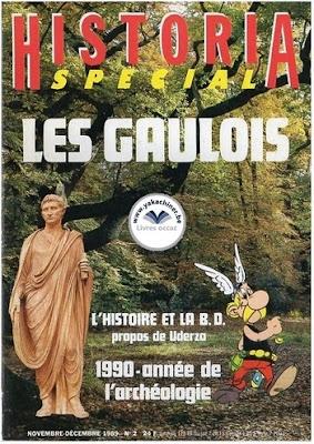 Revue Historia Spécial, Les Gaulois