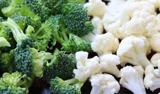 Buah dan Sayuran untuk Diet Menurunkan Berat Badan 4 - Brokoli dan Kembang Kol