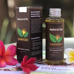 Minyak Varash Original 100 ml  <p>Rp240.000</p> <code>WS-012</code>