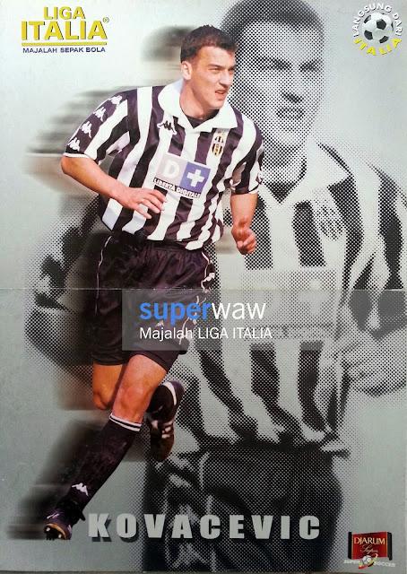 Darko Kovacevic Juventus