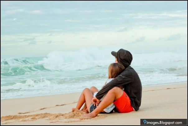 Cute Boy Doll Hd Wallpaper Couple Hug Sitting Beach Cute