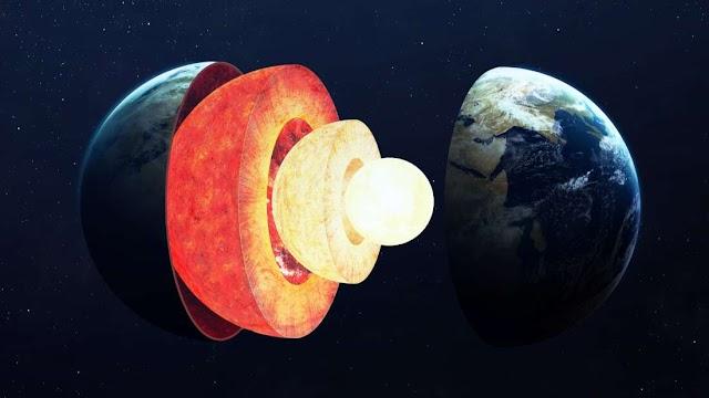 Ο πυρήνας της Γης μεγαλώνει γρηγορότερα από τη μία πλευρά