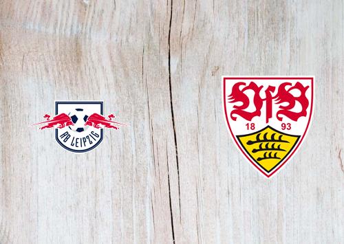 RB Leipzig vs Stuttgart -Highlights 25 April 2021