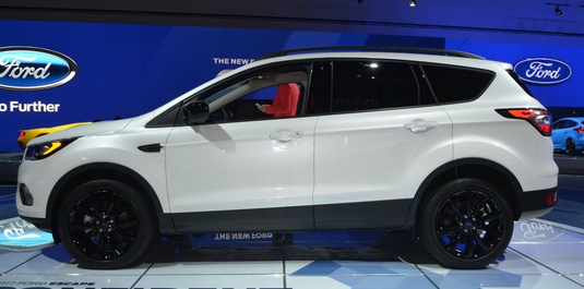 2019 ford escape details reviews usa cars news. Black Bedroom Furniture Sets. Home Design Ideas