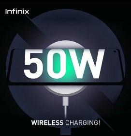 هاتف Infinix Zero X سيدعم الشحن السلكي بقدرة 160 واط والشحن اللاسلكي 50 واط حسب التسريبات