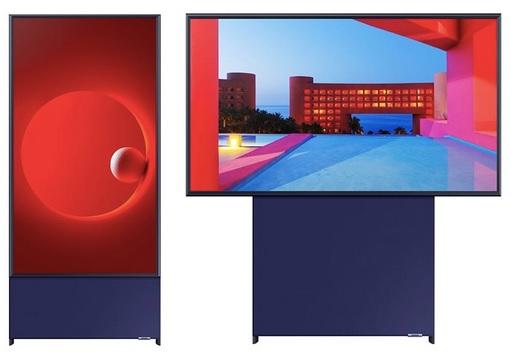 Review TV Samsung Sero: Samsung Menghadirkan TV Baru Vertikal Berukuran 43 Inci