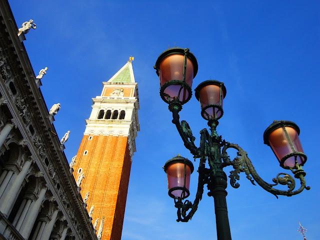 Zvonice Svatého Marka, Benátky