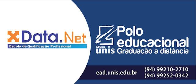 DATA.NET -- POLO EDUCACIONAL - GRUPO UNIS - GRADUAÇÃO A DISTÂNCIA - CONFIRA...