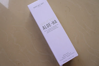 rekomendasi aloe vera gel, aloe vera gel lokal, rekomendasi produk skincare lokal, aloe ha