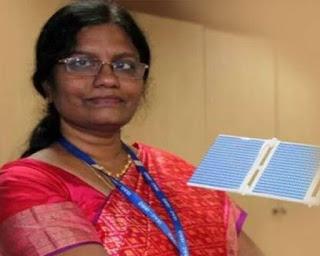 Project director of Chandrayaan-2 Muthayya Vanitha