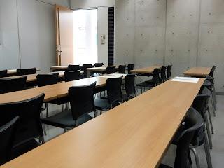 FP渋谷会場の教室