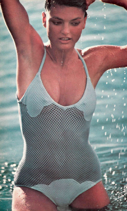 Swimsuitologist: Once-Piece Wednesday: The 1977 Swimsuit Issue