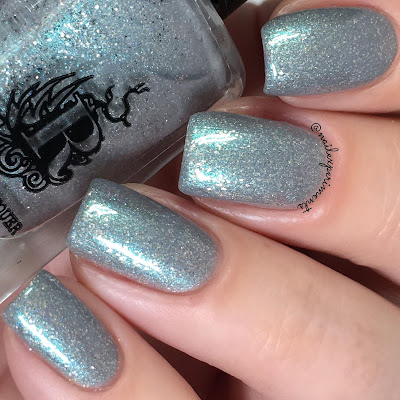 Rogue Lacquer Blowing Off Steam Swatch and Review