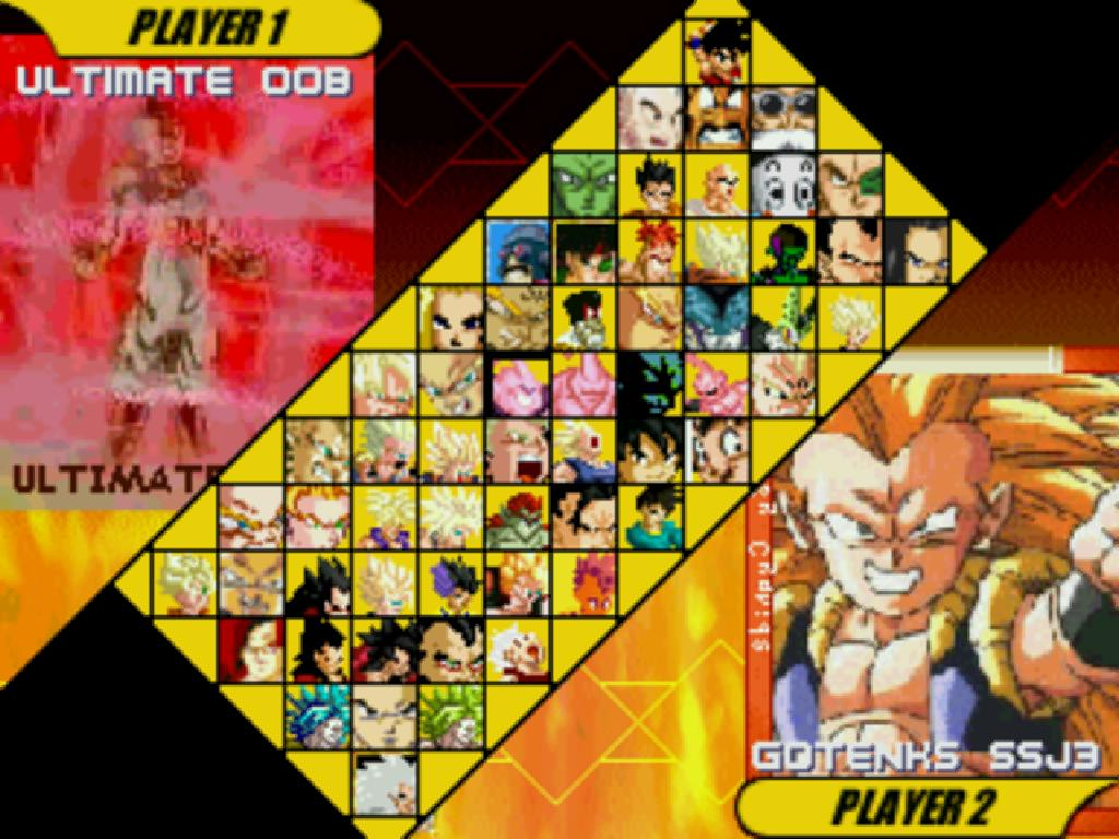 Dragon Ball Mugen Edition 2005 (Fox CN's version)