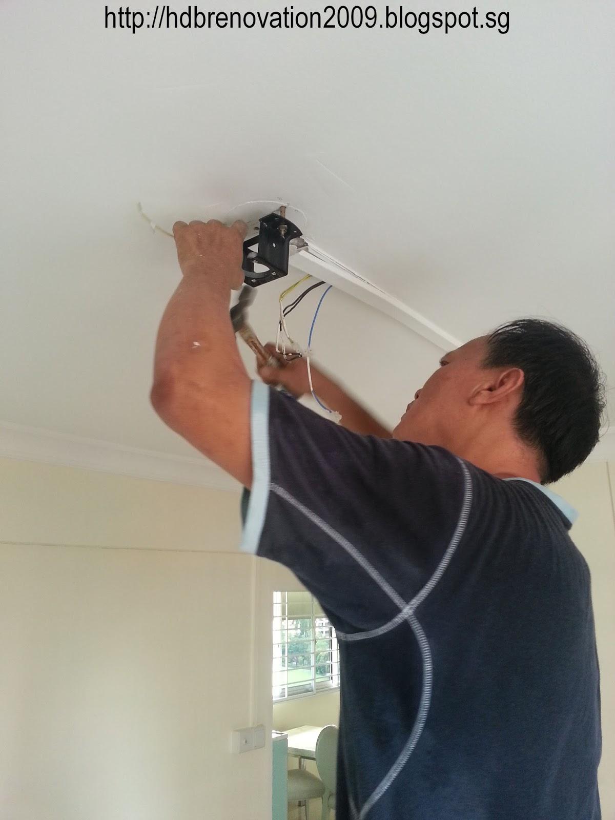Ceiling Fan Anchor Bolt