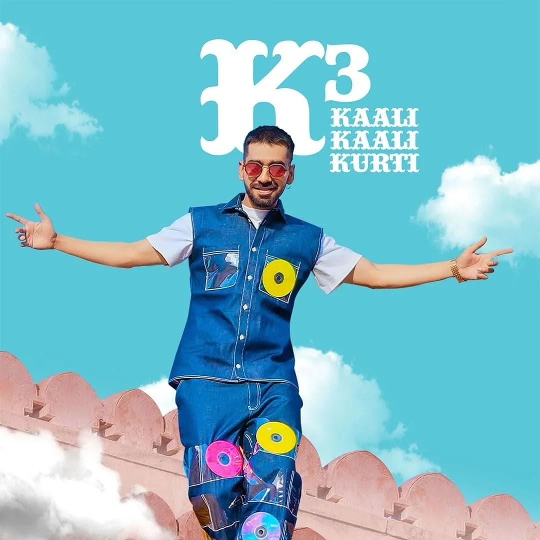 Kaali Kaali Kurti Maninder Buttar MP3 Song Download 320kbps