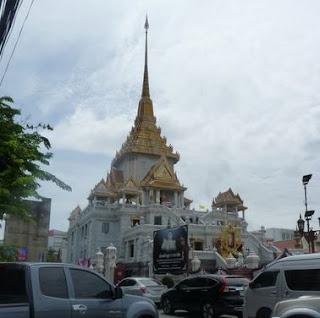 Bangkok, Chinatown o Barrio Chino.