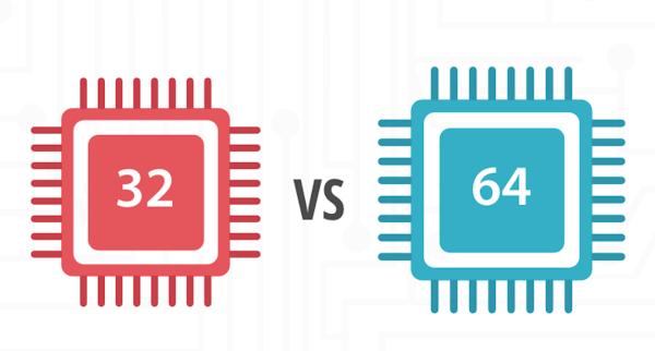 Perbedaan Windows 32 Bit dan Windows 64 Bit