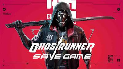 ghostrunner save game