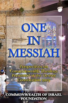 One in Messiah: Perspectives on Commonwealth Theology https://www.amazon.com/dp/B07SLKJD35