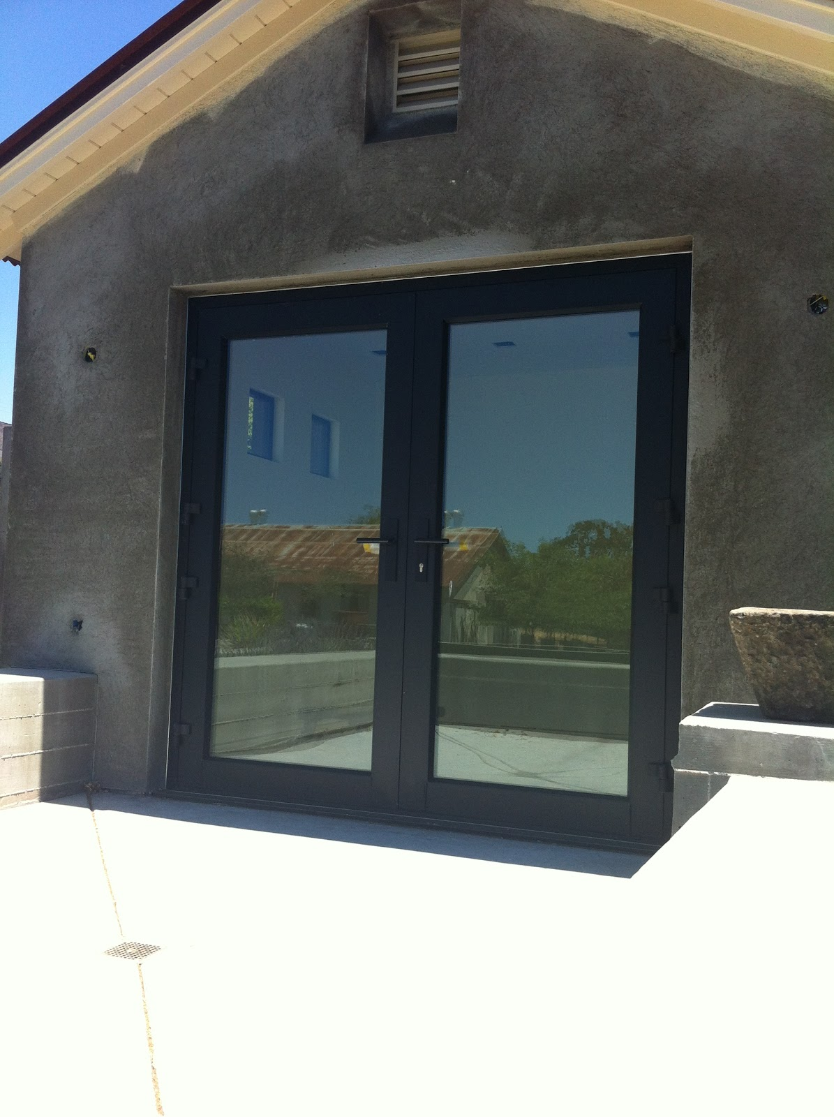 Bronze Anodized Marin Glass And Windows Blog