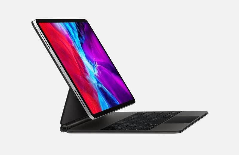Magic Keyboard iPad Pro 2020 (apple.com)