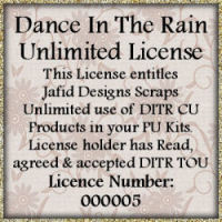 DITR Unlimited License